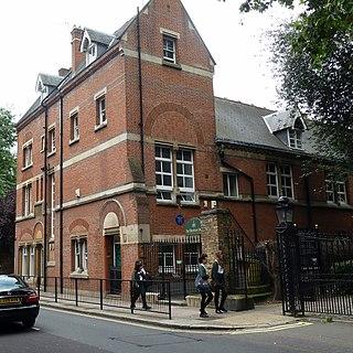 St Marylebone School Academy in London