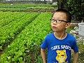 Liang Zexi in Honganwei, Guangzhou, China 20160501.jpg