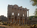 Library of Celsus, Ephesus (close).jpg