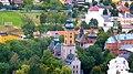 Licheń- Sanktuarium Matki Bożej Licheńskiej. Widok z wieży Bazyliki - panoramio (49).jpg