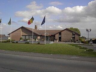 Lierde Municipality in Flemish Community, Belgium