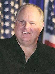 Rush Limbaugh - Wikipedia, the free encyclopedia
