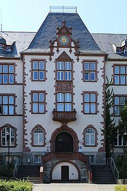 Freiherr-vom-Stein-Platz in Limburg an der Lahn