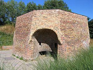 Burgess Park - Burgess Park lime kiln