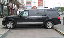 Lincoln Navigator III Limousine 02 China 2012-05-12.JPG