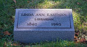 Linda Eastman - Linda Eastman grave
