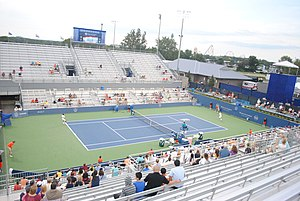Lindner Family Tennis Center - Image: Lindner Family Tennis Center