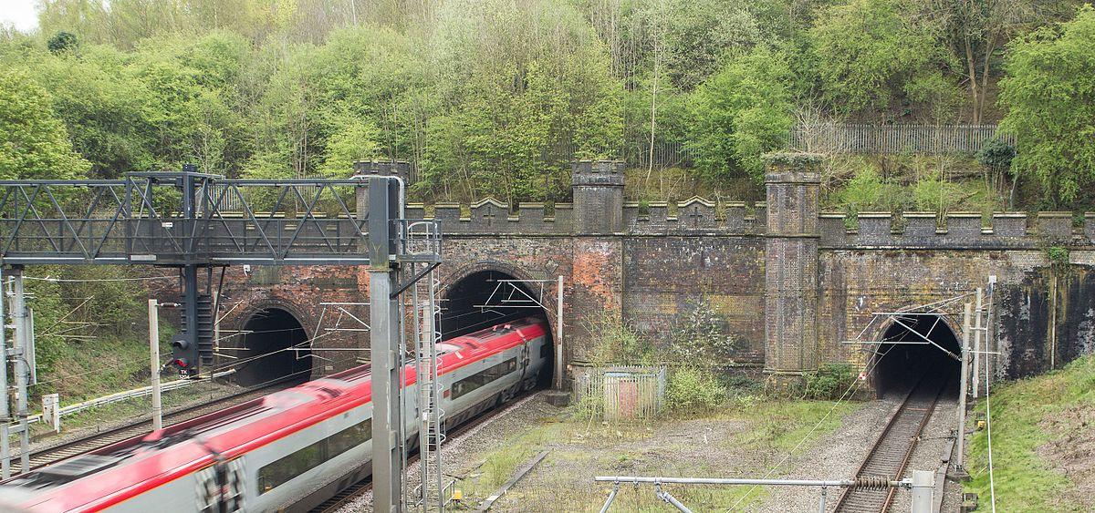 Linslade Tunnel - Wikipedia