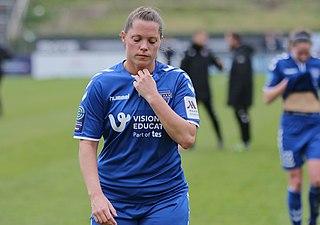 Lisa Robertson (footballer) association football player