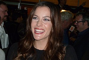 Liv Tyler - Tyler at the premiere of Super, 2010