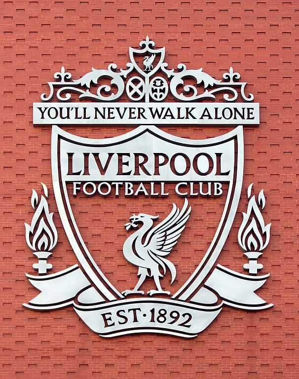 File:Liverpool FC crest, Main Stand.jpg - Wikimedia Commons