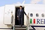 Llegada de Giuseppe Conte, primer ministro de Italia (44285152580).jpg