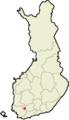 Location of Jokioinen in Finland.png