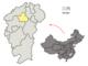 La préfecture de Nanchang dans la province du Jiangxi