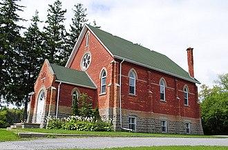 Locust Hill, Ontario - Locust Hill United Church