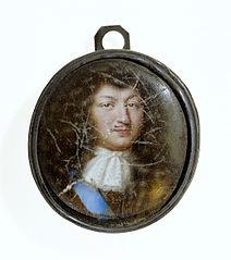 Lodewijk XIV (1638-1715), koning van Frankrijk