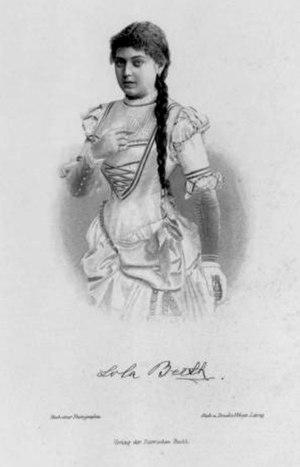 Lola Beeth - Image: Lola Beeth