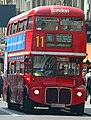 London General Routemaster bus RML2680 (SMK 680F), Route 11, Strand.jpg
