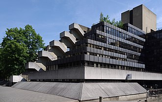 UCL Institute of Education - Image: London MMB M3 University of London Institute of Education