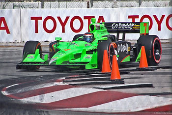 Danica Patrick, Turn 1 - Team Andretti GoDaddy...