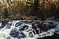 Long expo waterfall, Danska Fall, Halmstad Sweden.jpg