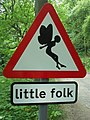 Look out for the little folk - geograph.org.uk - 773026.jpg