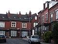 Looking up Burchett Terrace to Hartley Crescent, Woodhouse, Leeds (2009) - panoramio.jpg