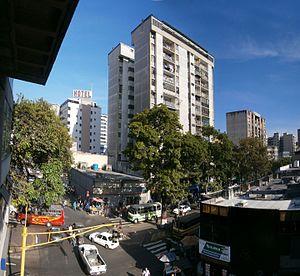 Los Teques - Image: Los Teques Buildings
