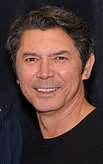 Lou Diamond Phillips Lou Diamond Phillips at the Chiller Theatre Expo 2017.jpg