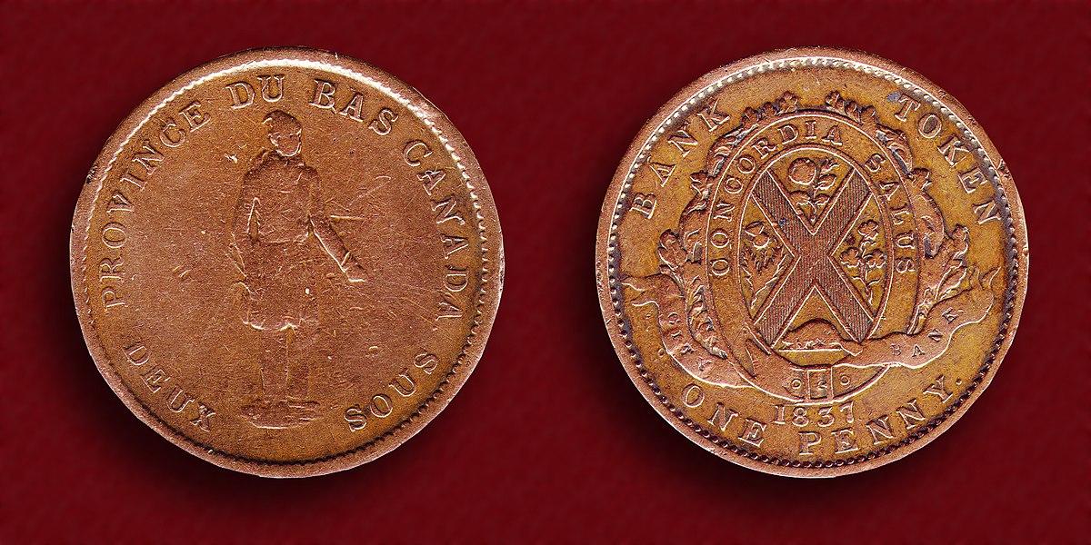 1890 canadian half penny value