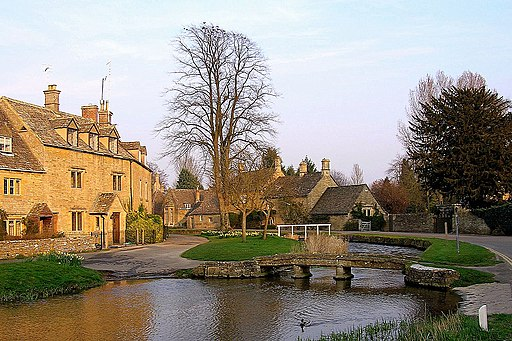 Lower Slaughter , The Cotswolds - panoramio