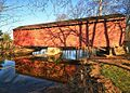 Loy's Station Covered Bridge, Thurmont, MD (8628867340).jpg