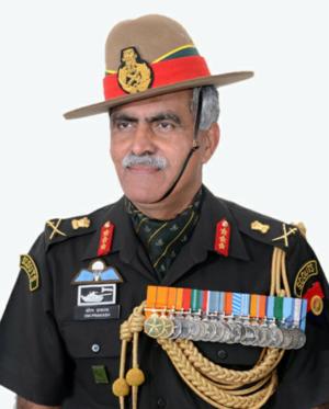 Om Prakash (general) - Image: Lt Gen Om Prakash