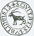 Lublin City Seal 1401.jpg