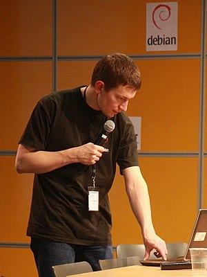 Description de l'image Lucas Nussbaum.jpg.