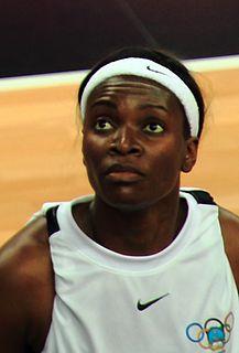 Luísa Tomás Angolan basketball player
