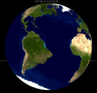 ECLIPSES LUNAES 2015 320px-Lunar_eclipse_from_moon-2015Sep28