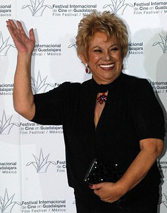 Lupe Ontiveros - Ontiveros in March 2008