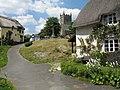 Lustleigh Village Green - geograph.org.uk - 1472908.jpg