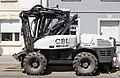 Luxembourg-Differdange-Wheel excavators Mecalac MTX 12-01ASD.jpg
