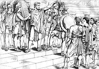 Lycurgus of Sparta - Lycurgus as legislator.