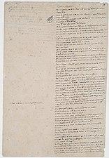Mémoire sur les travaux de Versailles, par Jean Baptiste Colbert 1 - Archives Nationales - AE-II-857.jpg