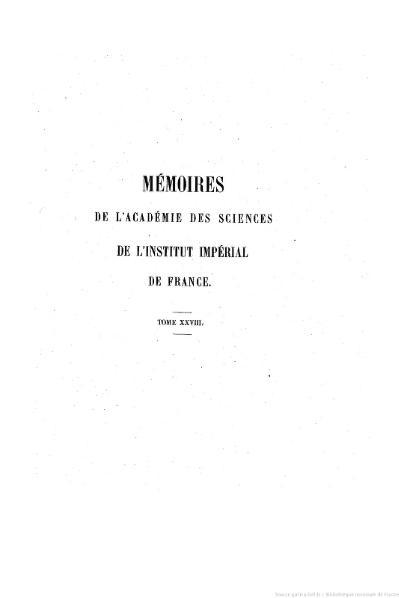 File:Mémoires de l'Académie des sciences, Tome 28.djvu