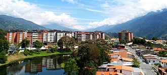University of the Andes (Venezuela) - City of Mérida.