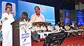 M. Venkaiah Naidu addressing at the foundation stone laying ceremony for the Society for Applied Microwave Electronics Engineering and Research (SAMEER) Centre, in Visakhapatnam.jpg