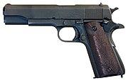 M1911A1 pistol