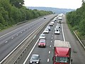 M26 motorway near Dunton Green - geograph.org.uk - 222520.jpg