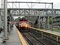 MBTA 1120 at Canton Junction station, September 2012.JPG