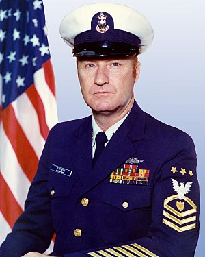Master Chief Petty Officer of the Coast Guard - Image: MCPOCG Hollis Stephens