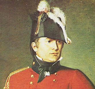 Battle of Bladensburg - Major-General Robert Ross, the British commander at Bladensburg